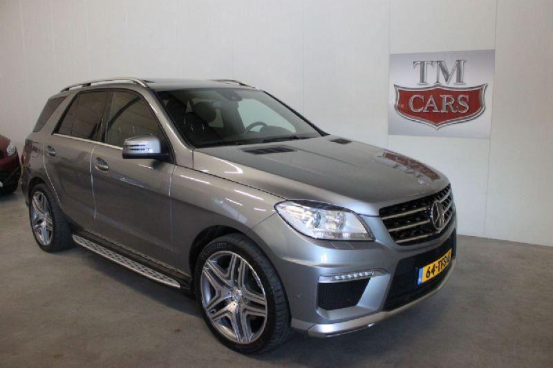 Mercedes-Benz M-klasse occasion - TM Cars