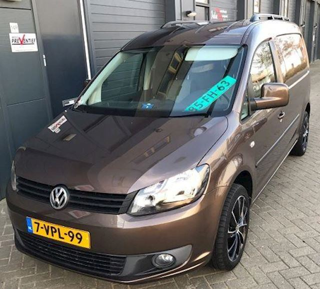 Volkswagen Caddy occasion - Fes Tuning