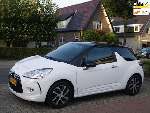 Citroen DS3 1.6 e-HDi So Chic dealeronderhouden NAP.