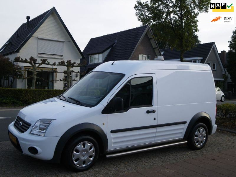Ford Transit occasion - De Vries Automotive Apeldoorn