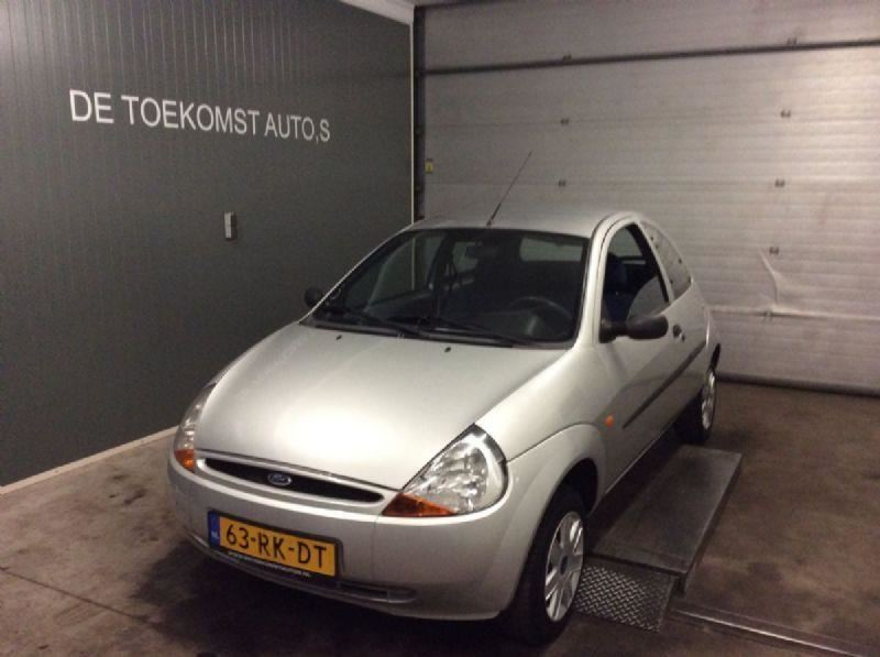 Ford Ka occasion - De Toekomst Auto's