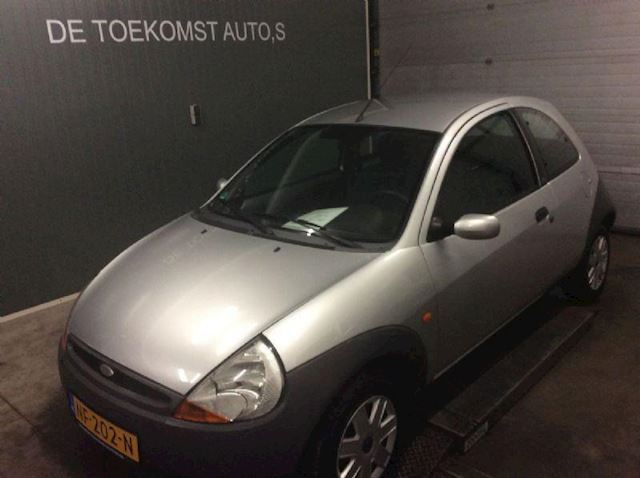 Ford Ka 1.3 cool & sound 44kW