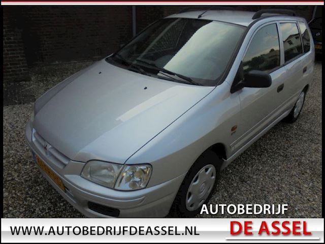 Mitsubishi Space Star 1.8 GDI GL Limited Edition Nette auto!