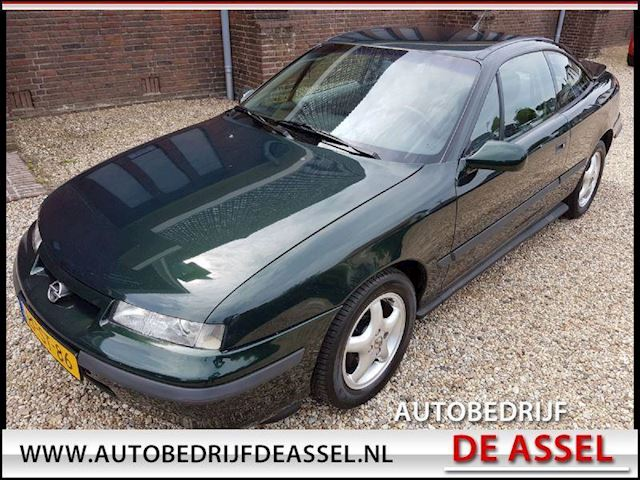 Opel Calibra occasion - Autobedrijf De Assel