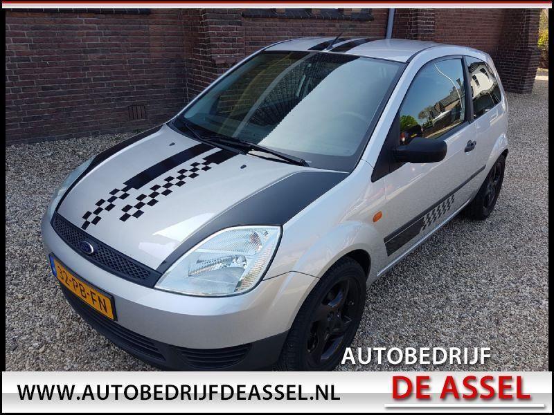 Ford Fiesta occasion - Autobedrijf De Assel