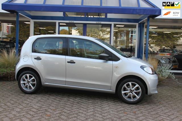 Skoda Citigo 1.0 greentech ambition 75pk!