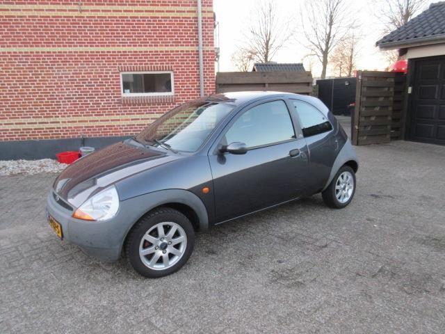 Ford Ka occasion - Wisselink Auto's