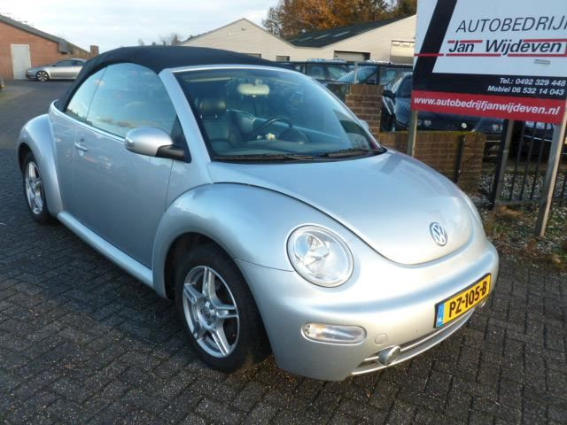 Volkswagen New Beetle Cabriolet 2.0 Highline aut.