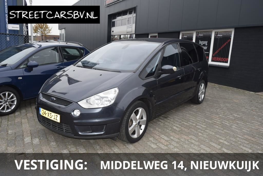 Ford S-Max occasion - Streetcars B.V.