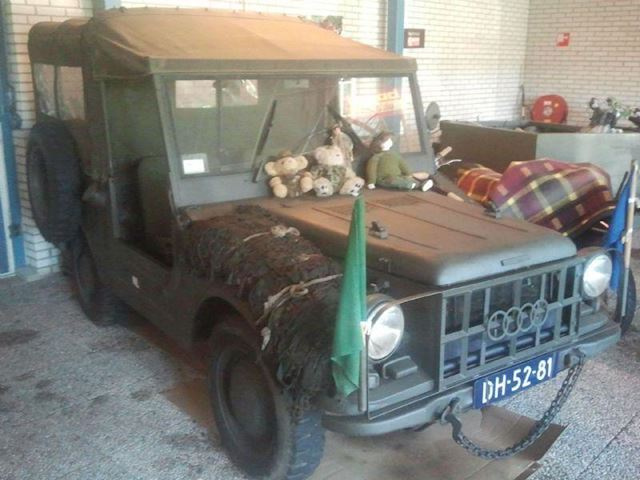 DKW F 91/8 Munga occasion - Autobedrijf de Bruin