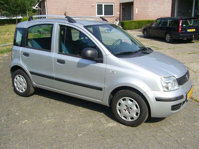 Fiat Panda occasion - Autobedrijf de Bruin