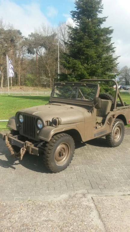 Jeep Nekaf occasion - Autobedrijf de Bruin