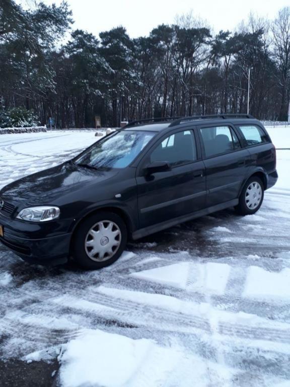 Opel Astra occasion - Autobedrijf de Bruin