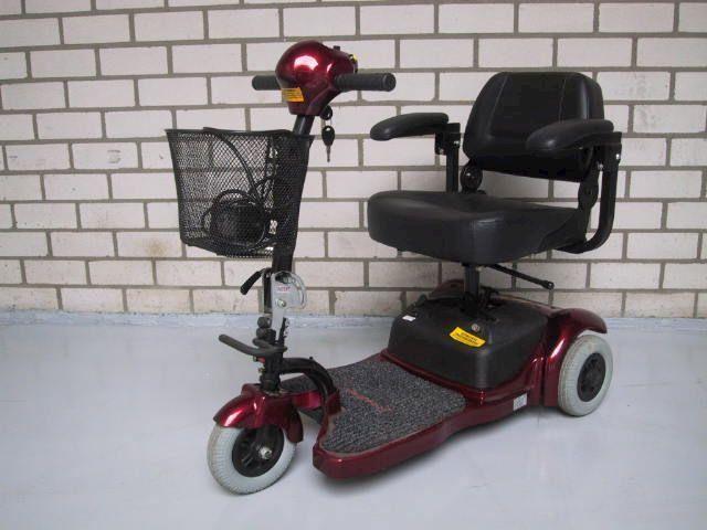 Scootmobiel Freerider Ascot-3 nieuw occasion - Autobedrijf van der Heijden