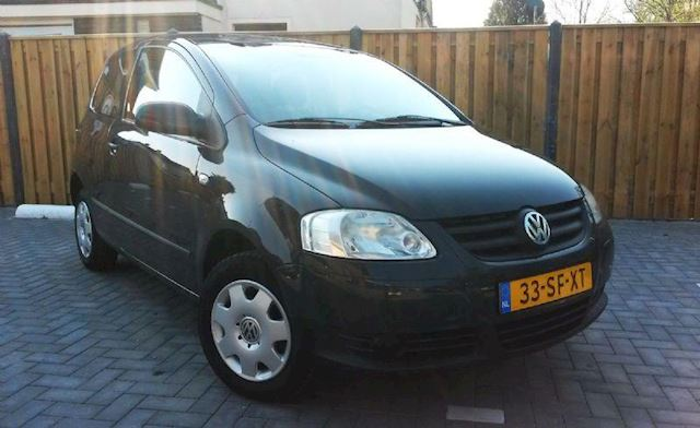 Volkswagen Fox 1.4 optive