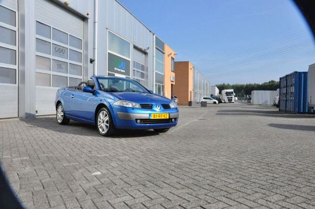 Renault Megane 2.0t privilege luxe