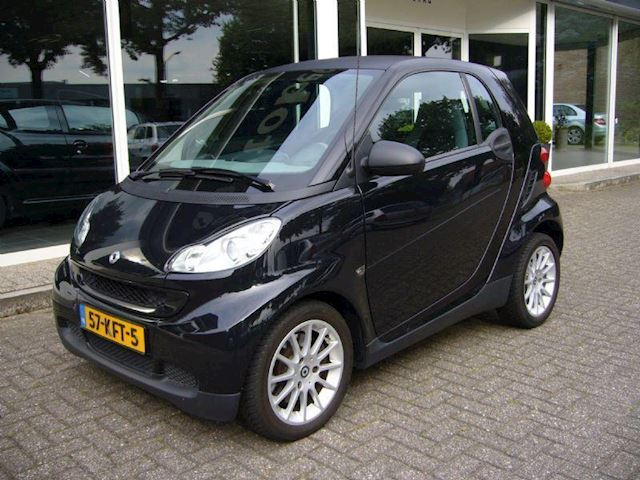 Smart Fortwo 1.0 mhd Pure +navigatie