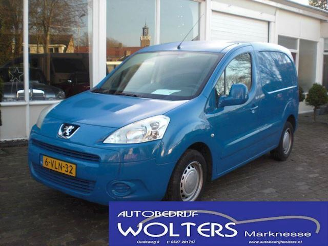 Peugeot Partner occasion - Autobedrijf Wolters