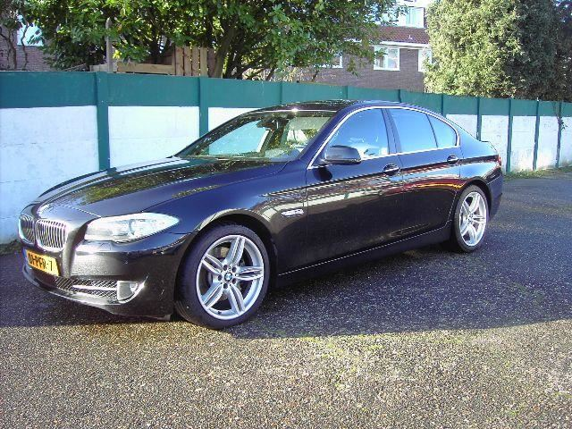 BMW 5-serie occasion - R. Rengers Auto's