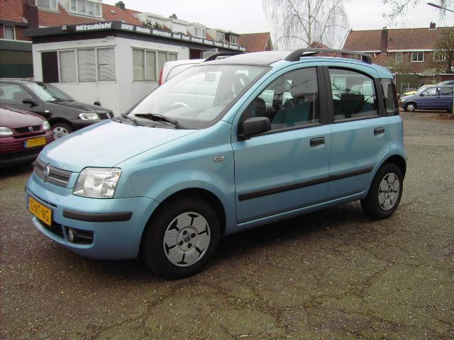 Fiat Panda occasion - R. Rengers Auto's