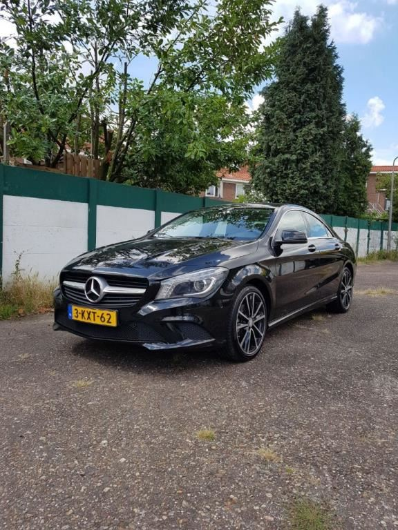 Mercedes-Benz CLA occasion - R. Rengers Auto's