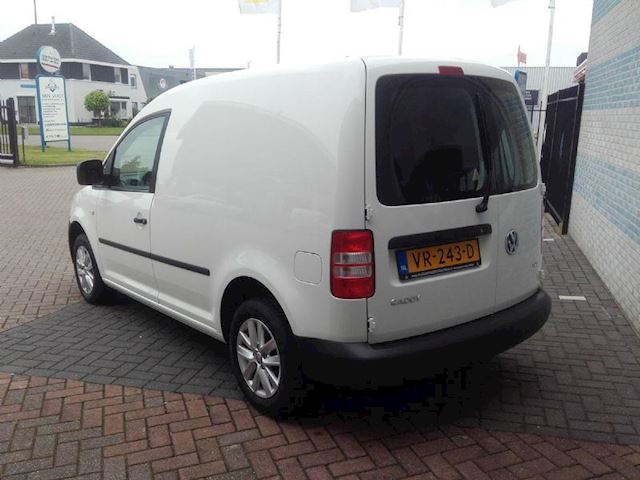 Volkswagen Caddy 2.0 TDI L1H1 BMT Highline
