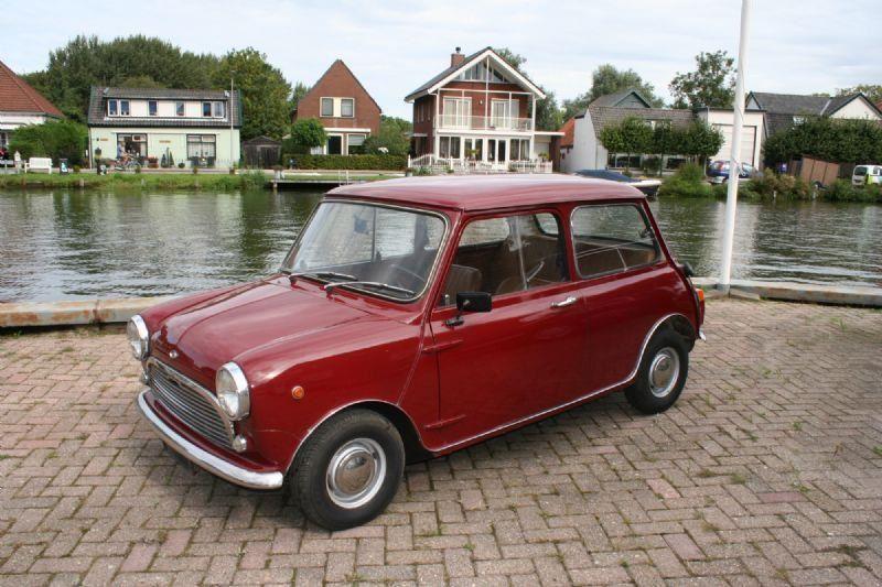 Mini Inocenti Mini Minor MKII occasion - Autobedrijf de Jong