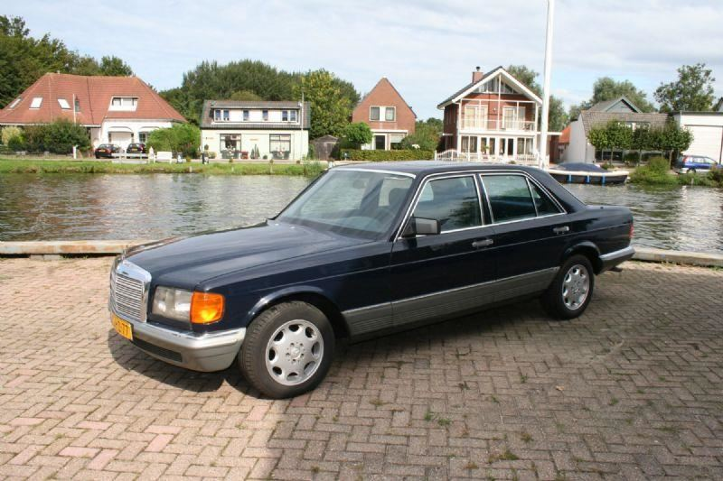 Mercedes-Benz S-klasse occasion - Autobedrijf de Jong