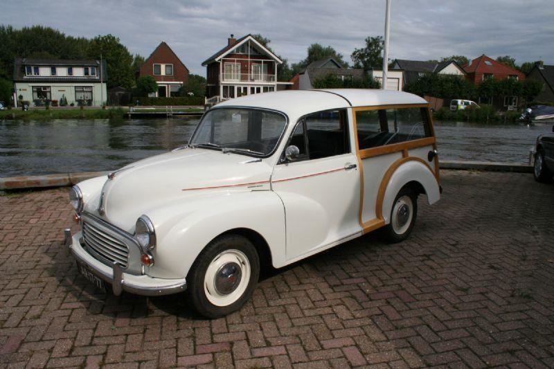 Morris Minor occasion - Autobedrijf de Jong