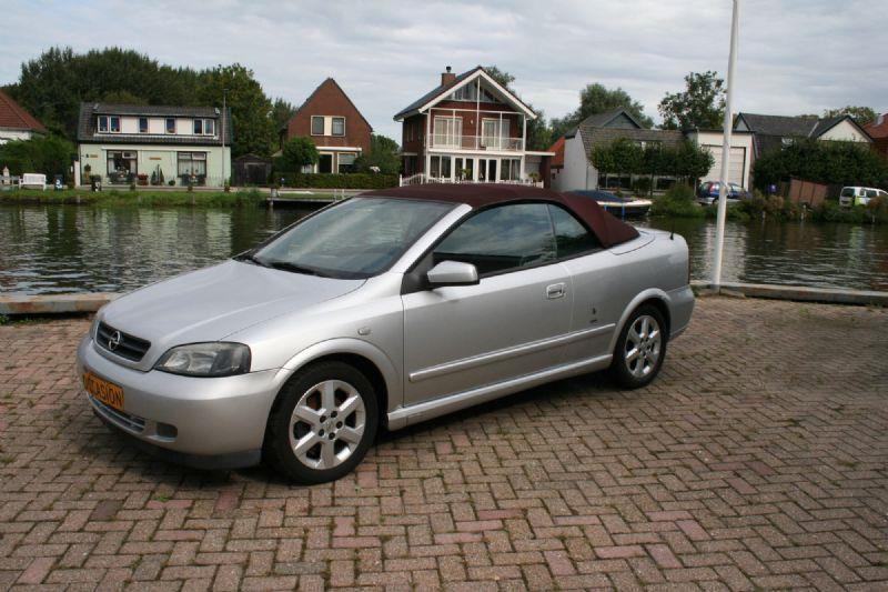 Opel Astra occasion - Autobedrijf de Jong