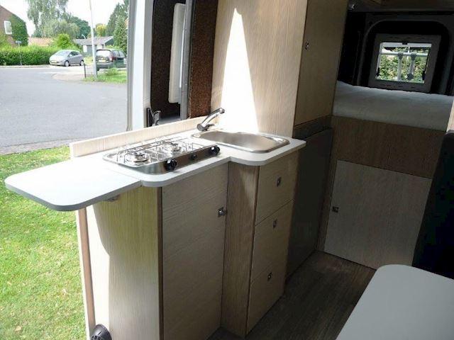 Camper Fiat Globevan 2.3JTD GLOBEVAN 600 VOORBEELD