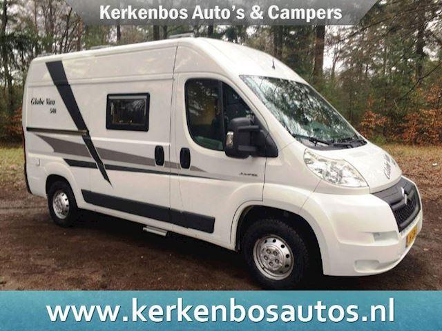 Camper Kerkenbos GlobeVan 540 2.2Hdi