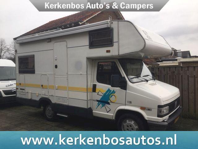 Knaus A570 2.5Td STUURBEKRACHTIGING.