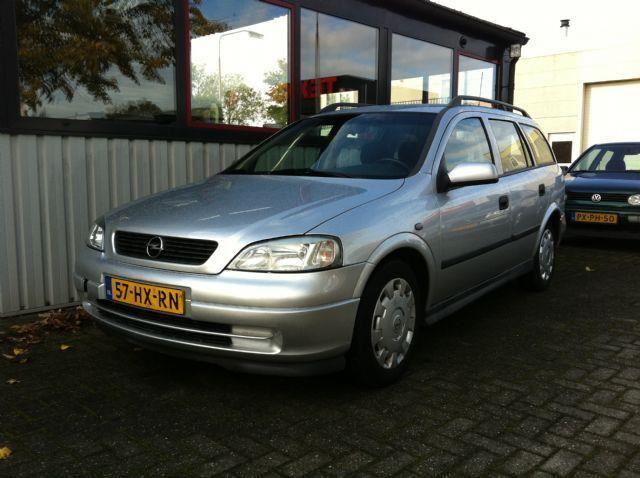 Opel Astra occasion - Autobedrijf Dennis Wijnen