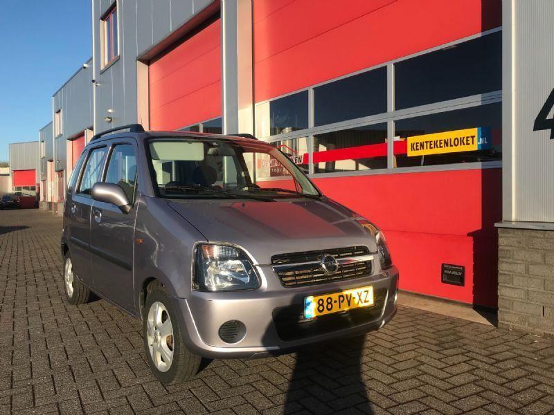 Opel Agila occasion - Autobedrijf Dennis Wijnen