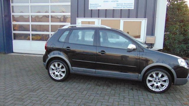 Volkswagen Polo CROSS POLO 1.9 TDI