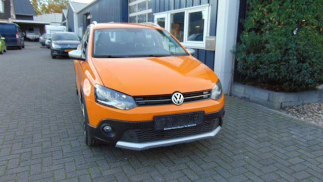 Volkswagen Polo CROSS POLO 1.2 TSI 66KW DSG