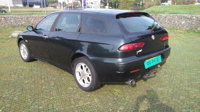 Alfa Romeo 156 occasion - Autobedrijf van Ophoven