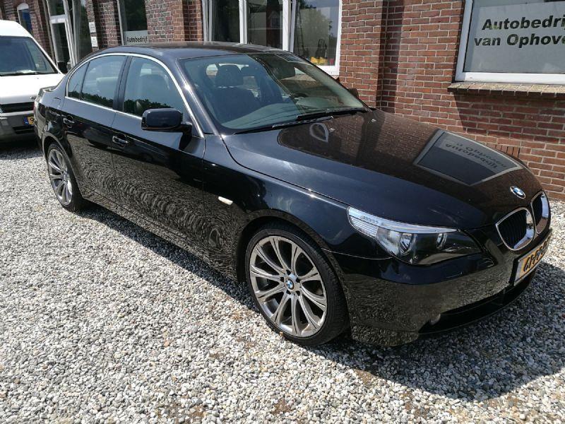 BMW 5-serie occasion - Autobedrijf van Ophoven