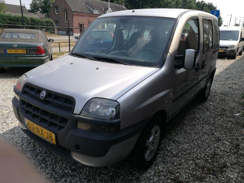Fiat Doblo occasion - Autobedrijf van Ophoven