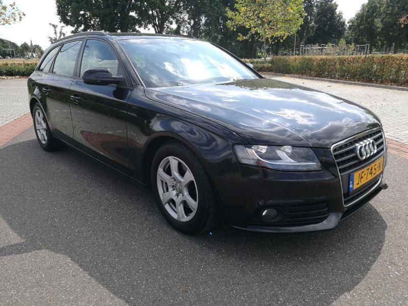 Audi A4 occasion - Autobedrijf van Ophoven