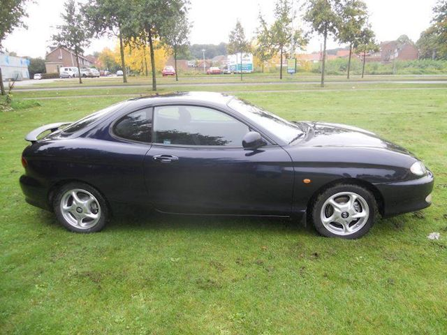 Hyundai Coupe 2.0i FX Sports Edition