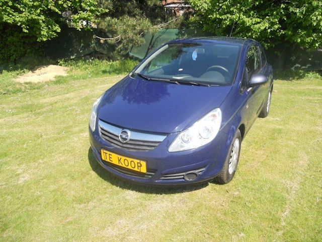 Opel Corsa 1.0-12V Selection