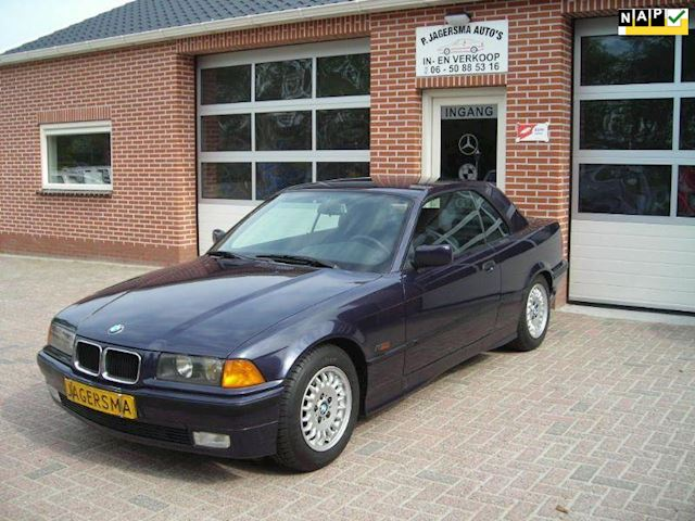 BMW 3-serie occasion - Jagersma Auto's