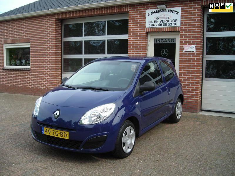 Renault Twingo occasion - Jagersma Auto's
