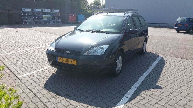 Ford Focus occasion - WK Autoservice
