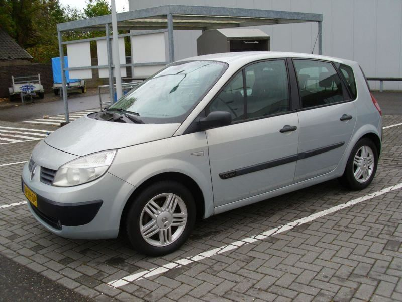 Renault Scenic occasion - WK Autoservice