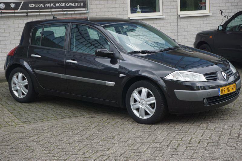 Renault Megane occasion - Binckautobedrijf B.V.