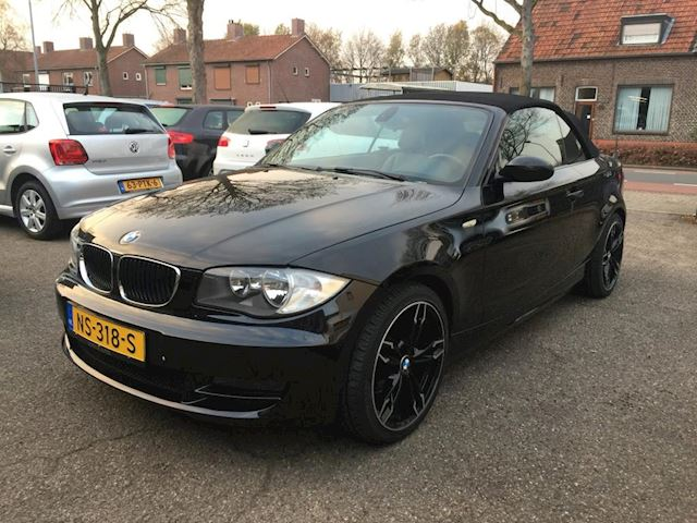 BMW 1-serie Cabrio 118i High Executive
