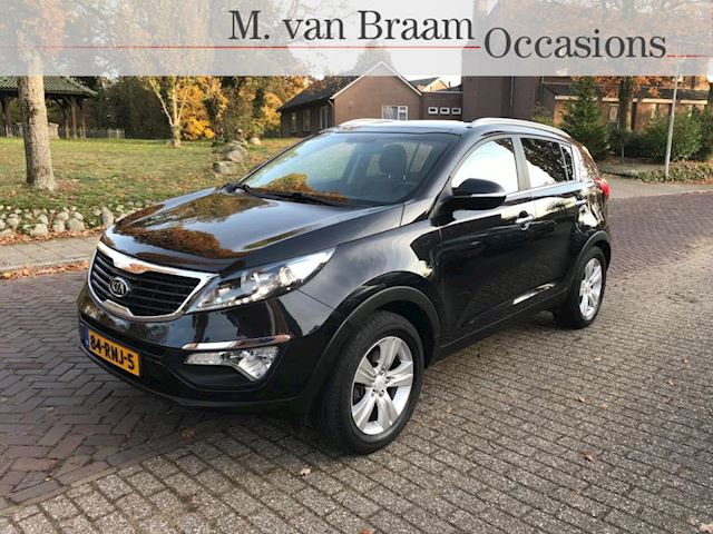 Kia Sportage 2.0 X-ecutive Plus Pack